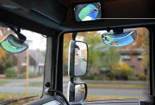 Orlaco CornerEye elimină unghiurile moarte la camioane