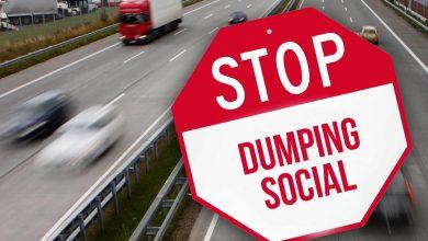 Alianță celor 9 împotriva dumpingului social din transportul rutier
