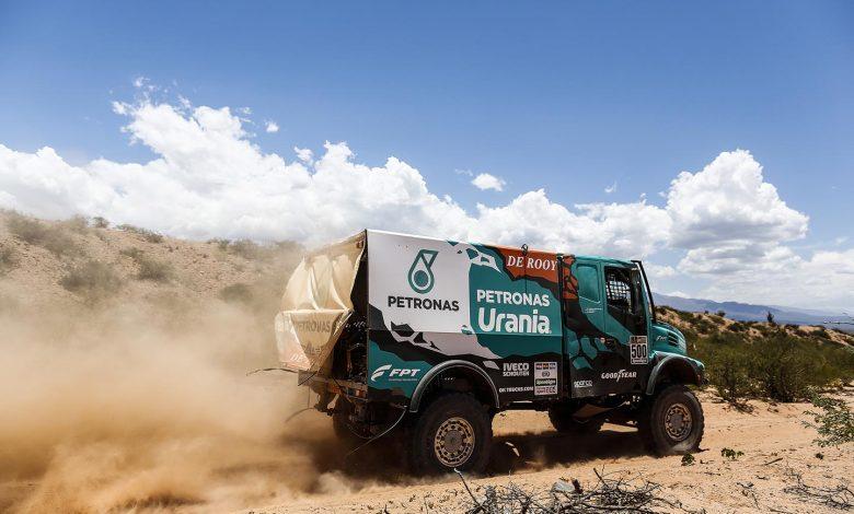 Gerard De Rooy bifează a doua victorie conscutivă în Dakar 2017