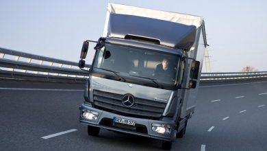 Mercedes-Benz Atego, noua referinţă în distribuţia pe distanţe scurte