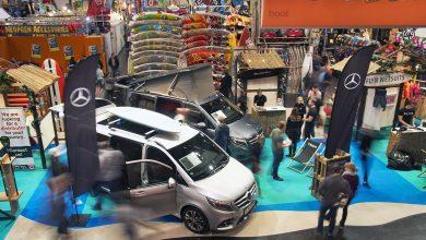 V-Class AMG Line și Marco Polo Edition în premieră la un târg de ambarcațiuni