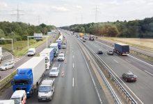Creștere cu 20% a blocajelor de trafic din Germania în 2016
