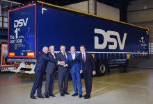 DSV a plasat o nouă comandă de 3.000 de semiremorci către Schmitz Cargobull