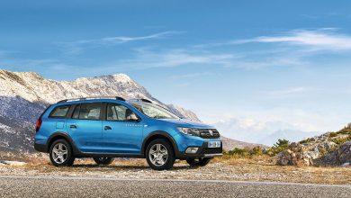 Dacia a anunțat lansarea versiunii Logan MCV Stepway
