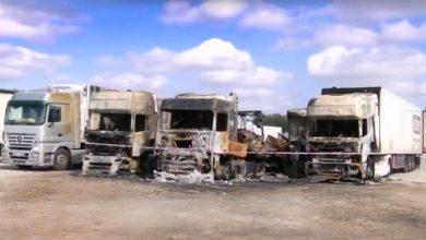 Șofer de camion rănit într-un atac asupra companiei Caair