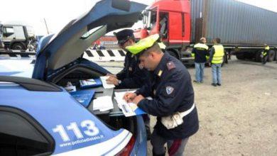 Zeci de camioane cu tahografe manipulate descoperite în Italia