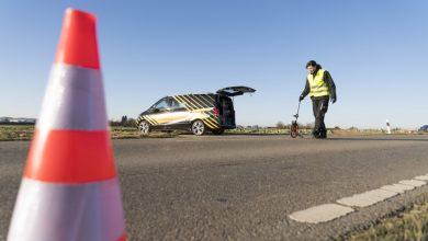 Cercetare internă a accidentelor a crescut siguranța dubelor Mercedes-Benz