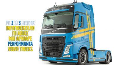Un eveniment în premieră produs de infotrucker.ro şi Volvo Trucks România