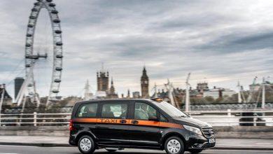 """Noul Vito 114 CDI a intrat în serviciul """"Black Cabs"""" din Londra"""