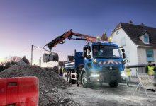 Echipamente de iarnă speciale pentru camioanele Renault Trucks D