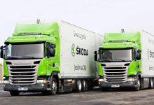 Skoda a ales Scania G 340 pe gaz pentru a reduce emisiile de cabon