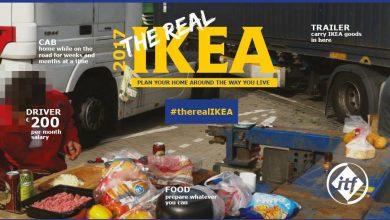 Campania #therealIKEA arată condițiile de muncă mizere ale șoferilor care transportă pentru gigantului suedez