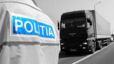 Aproape 10.000 de amenzi aplicate în cadrul acțiunii Truck & Bus