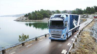 Ediția limitată Volvo Ocean Race 2017-2018 disponibilă pe Volvo FH și Volvo FH16