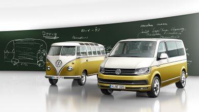 """Volkswagen a lansat ediția specială VW Multivan """"70 Years of the Bulli"""""""