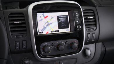 Sistemul Navi 80 IntelliLink disponibil pe Opel Movano și Vivaro