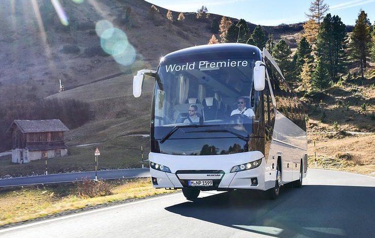 Noul NEOPLAN Tourliner a câștigat premiul iF Design 2017