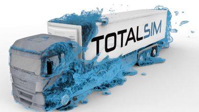 Aplicație web-based care simulează eficiența aerodinamică a camioanelor