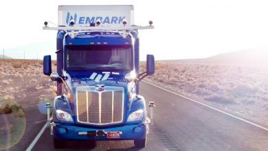 Embark a dezvoltat un sistem de conducere autonom pentru camioane