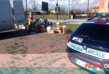 Șofer de dubă român amendat cu 4.130 de euro pentru curierat ilegal în Italia