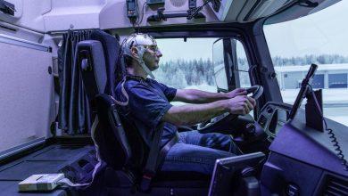 Iluminatul artificial al cabinei are beneficii măsurabile pentru șoferii de camion