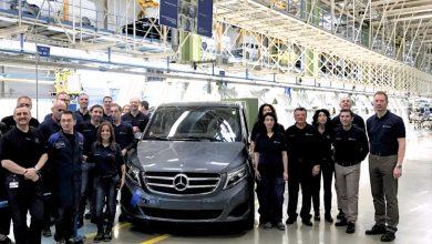 Uzina Mercedes-Benz din Vitoria a produs V-Class-ul cu numărul 100.000