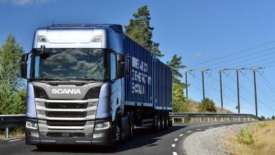 Scania va utiliza tot mai mult energia electrică din surse alternative