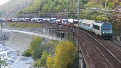 Italia și Franța vor dezvolta unui serviciu de transport combinat prin Frejus