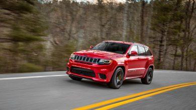 Jeep Grand Cherokee Trackhawk este cel mai puternic și rapid SUV din lume