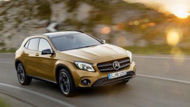 Mercedes-Benz GLA a primit un facelift și noi motorizări