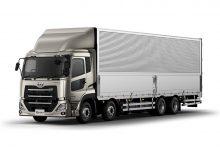 UD Quon este cea mai nouă serie de camioane japoneze