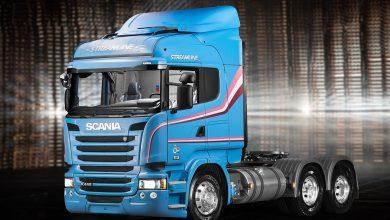 Scania aniversează 60 de ani prezență în Brazilia printr-un tribut adus modelului Scania 113