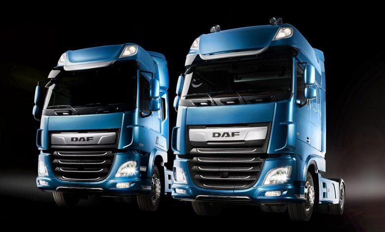 DAF Trucks a lansat noua generație de camioane DAF XF și DAF CF