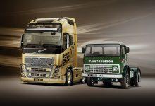 """Filiala Volvo Trucks din Marea Britanie a lansat ediția limitată """"Ailsa"""""""