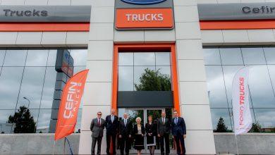 Cel mai mare sediu Ford Trucks din Europa a fost deschis în România