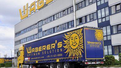 Waberer's a comandat 100 de semiremorci Kogel Mega Rail pentru transportul multimodal