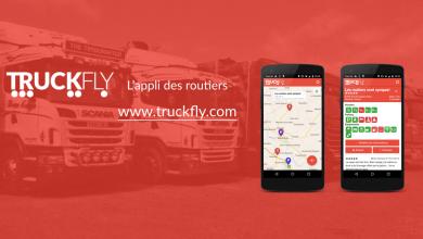 Aplicația Truckfly îți ușurează munca de a căuta parcare pentru camioane