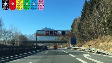 Autocolantul ce atesta clasa de emisii a camioanelor a devenit obligatoriu în Austria