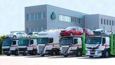 Hödlmayr România va achiziționa 35 de transportoare auto noi în următorii doi ani