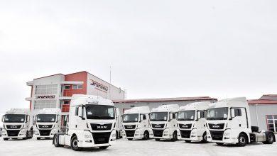 Int. Transporte Popovici a achiziționat 101 camioane MAN TGX 18.480