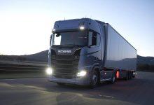 Funcția Trailer Control integrată în Scania Fleet Management