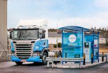Orașul Turku testează un Scania G 340 alimentat cu biogaz lichid pentru servicii municipale