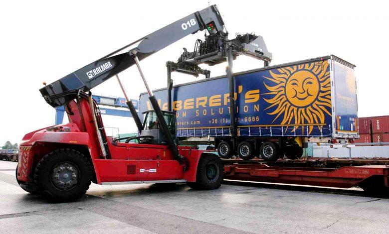 Waberer's a lansat un serviciu de transport intermodal între Ungaria și Germania