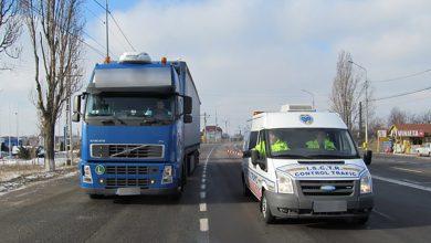 Din 2018 se modifică modul de control al vehiculelor comerciale
