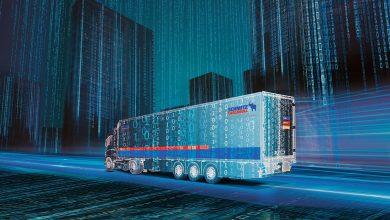 Transport mai eficient cu noul concept SmartTrailer de la Schmitz Cargobull