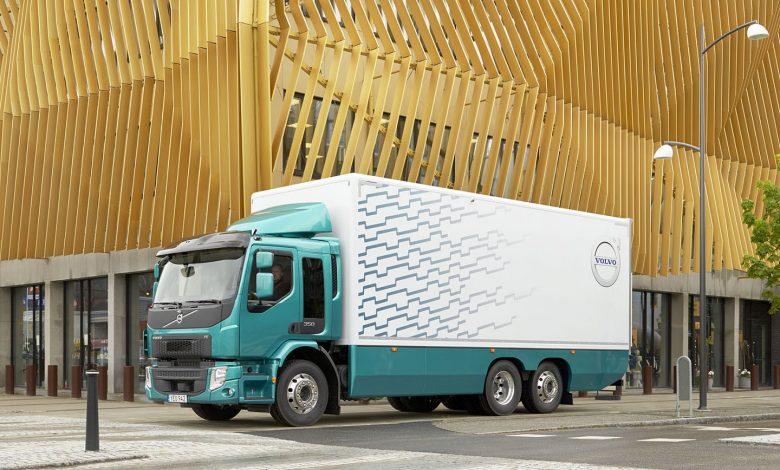 Volvo FE 350 disponibil cu motor de 350 CP și axă față de 9 tone