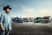 Când Fiat Professional sună, Chuck Norris răspunde