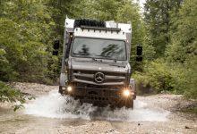 Mercedes-Benz Unimog este Off-Road Vehicle of the Year 2017