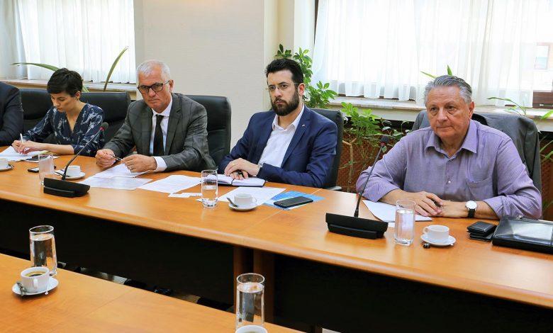 Coaliția pentru Dezvoltarea României s-a întâlnit cu ministrul transporturilor