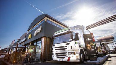 Scania și HAVI reduc emisiile CO2 din lanțul de aprovizionare McDonald's